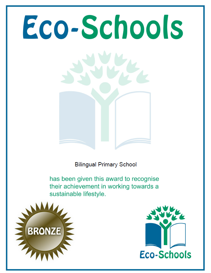 Eco School Bronze Award