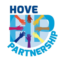 Hove partnership logo